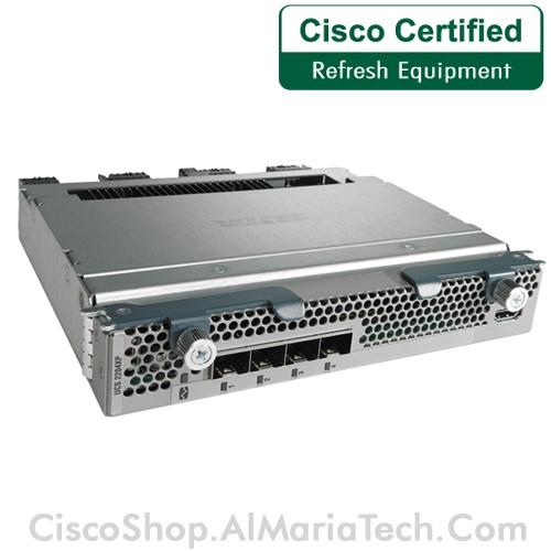 Cisco Refresh Abu Dhabi Dubai UAE - UCS-IOM-2204XP-RF <font
