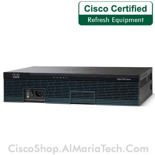 C2911-VSEC/K9-RF
