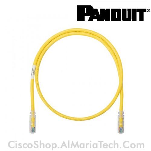 PAN-UTP-6-10M-YEL-2RJ45