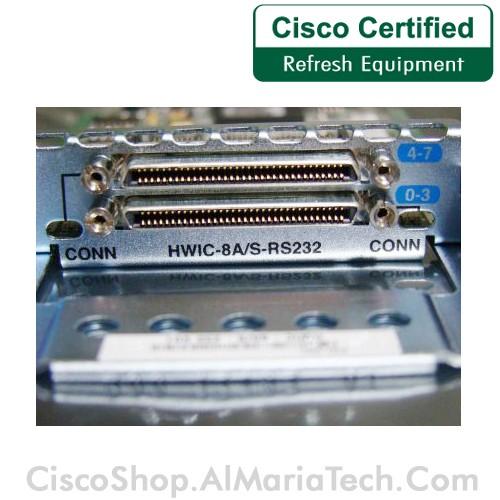 HWIC-8A/S-232-RF