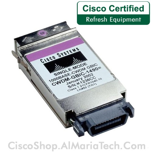CWDM-GBIC-1490-RF