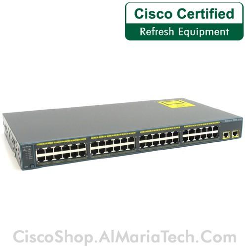 WS-C2960-48PSTS-RF