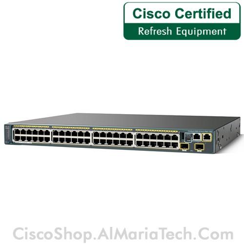 WS-C2960S48LPDL-RF