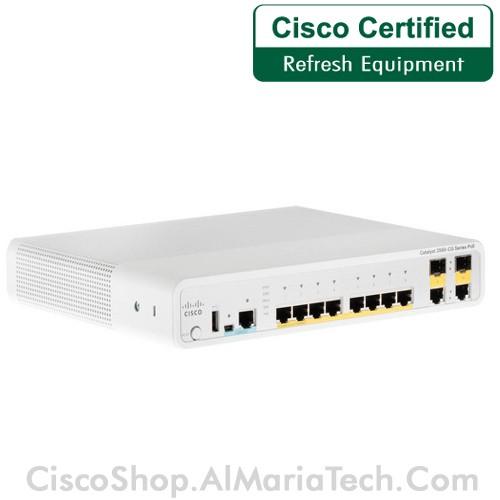 WS-C3560C-8PC-S-RF