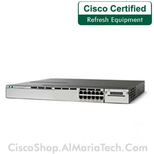Cisco Refresh Abu Dhabi Dubai UAE - WS-C3750X-12S-S-RF <font