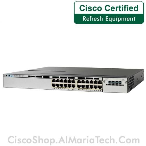 Cisco 3750x-24t-s datasheet