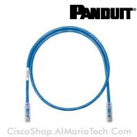 PAN-UTP-6A-01M-BLU-2RJ45